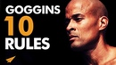 How to NEVER QUIT ANYTHING Again Become IMMUNE to PAIN David Goggins topnotchenglish