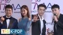전현무ㆍ서현ㆍSUPER JUNIOR D E(슈퍼주니어 D E) U 5G THE FACT MUSIC AWARDS Red Carpet (더팩트뮤직어워즈 레드카