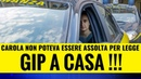 Carola non può essere liberata Il GIP non conosce la legge