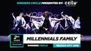 Millennials   2nd Place Team   Winners Circle   World of Dance Mexico City 2019   WODMX19   Danceprojectfo