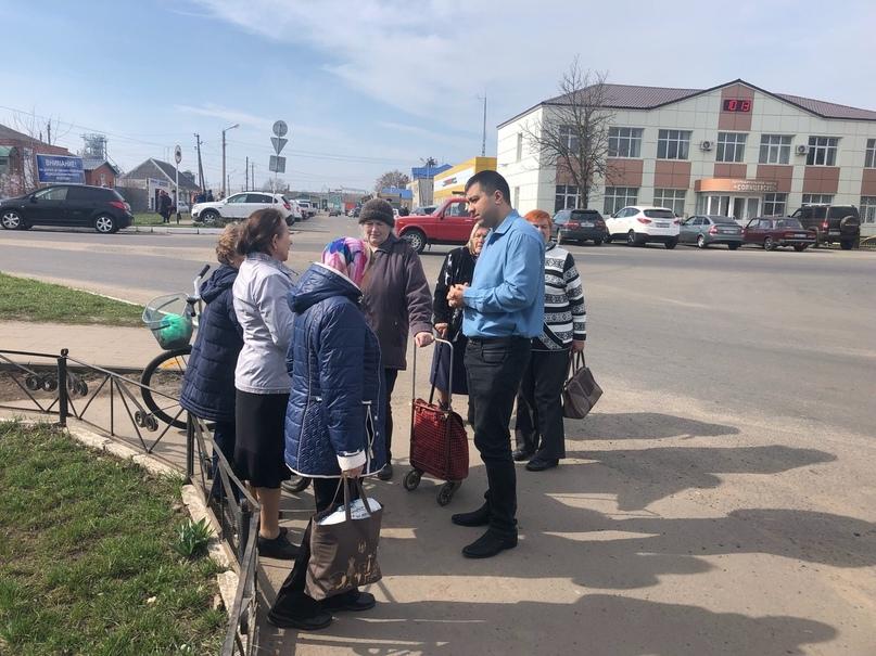 Курская область. В Солнцево с оживлённых участков дороги убрали пешеходные переходы
