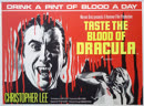 Вкус Крови Дракулы (Taste The Blood of Dracula) — 1970