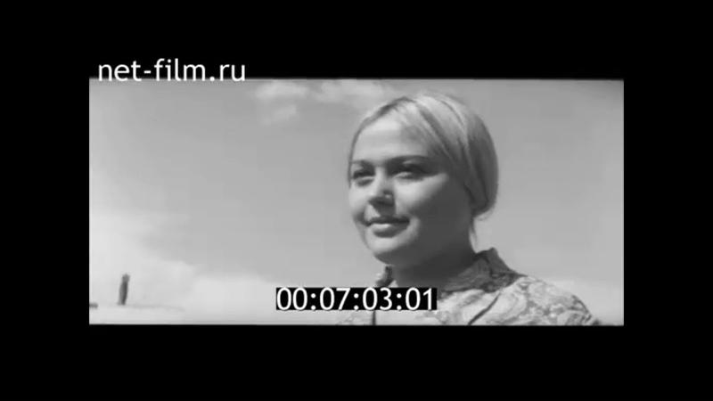 1974г. село Багай- Барановка. Вольский район Саратовская обл