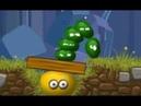 Мультик Игра ШАРИКИ ПУЗЫРИКИ 8 Juegos Para Niños Pequeños Blob Thrower Videos Para Niños