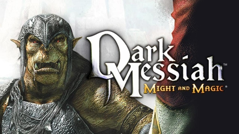 Dark Messiah of Might and Magic 7. Глава 5: Храм паука