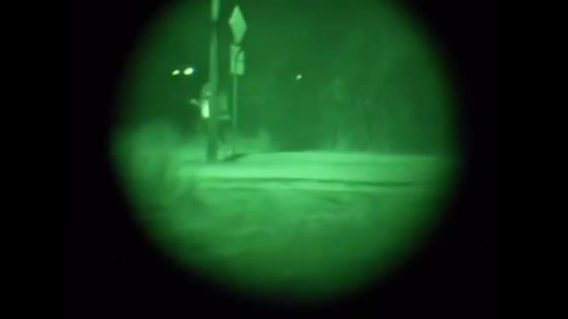 Обзор монокуляра с ночным видением