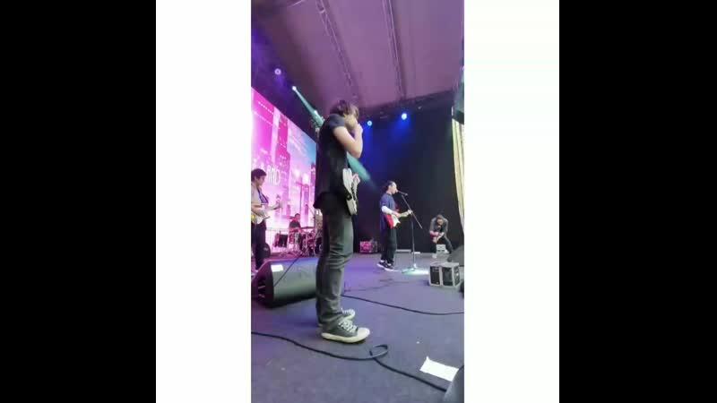 Darkhan juzz live on GoViral2019