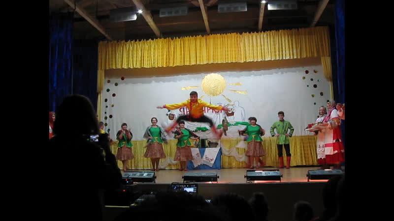 Ансамбль Сударушка Танец Ярмарка рук Михеева Н Г