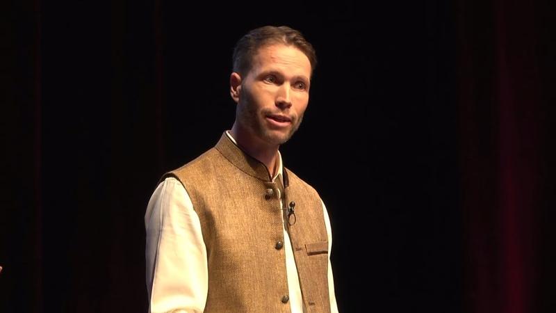 Ancient Secrets of a Master Healer Deeper Healing Solutions Dr Clint Rogers TEDxWilmington
