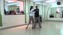 Tango - gancho, colgada, volcada