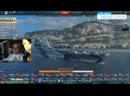 World of Warships ПРОБУЕМ ENTERPRISE! 3
