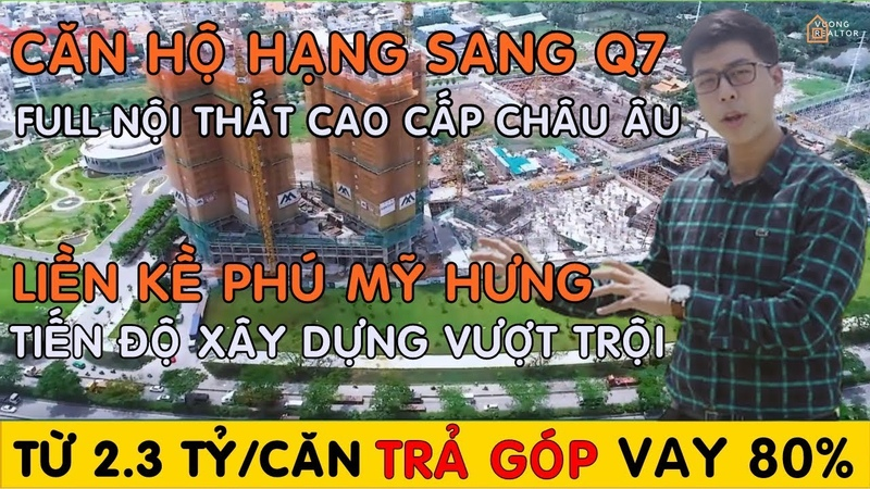 Dự án Eco Green Saigon Quận 7 có gì đặc biệt để chọn mua [Căn hộ cao cấp 2019]