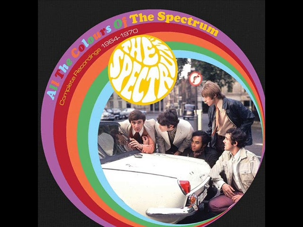 The Spectrum – Just What I Was Looking For Today ( 1969, Psych Pop, UK )