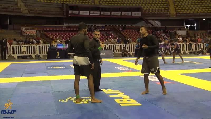 Marcos Martins vs Juan Viana _ Belo Horizonte Winter Open 2019