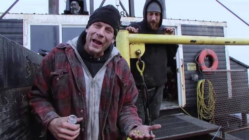Золотая лихорадка: Берингово море