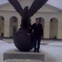 Анкета Владимир Москаленко