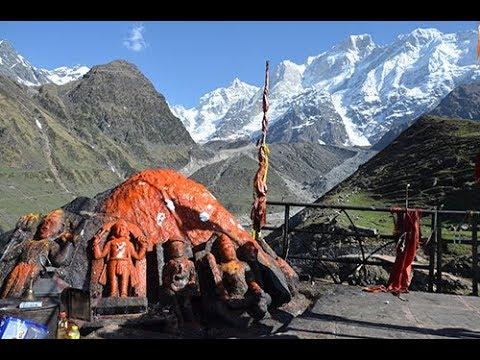 Удивительная Индия Харидвар Ришикеш Бадринатх Дварахат пещера Бабаджи Кедарнатх