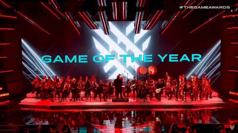The Game Awards Orchestra - GOTY Music (2018)
