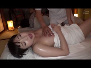 Mcsr-325 at the hot spring inn, sugotecs alien oil massage just beside her sleeping husband.i can not g - javmost - watch free j