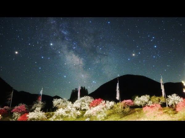 Деревня Ачи Ханатомо но Сато Млечный Путь