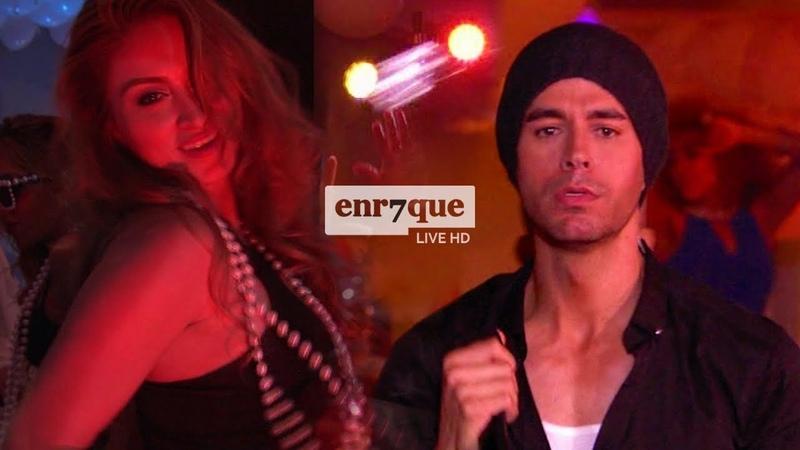 Enrique Iglesias Bailando LIVE HD 5.1 ft. Descemer Bueno Gente De Zona I Like It! ft. Pitbull