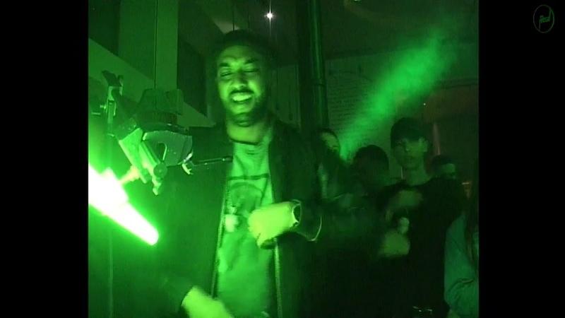 Neffa-T DJ Set w Juma | Keep Hush Live X Nandos Bristol