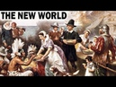 American History The New World Colonial History of the United States of America Documentary