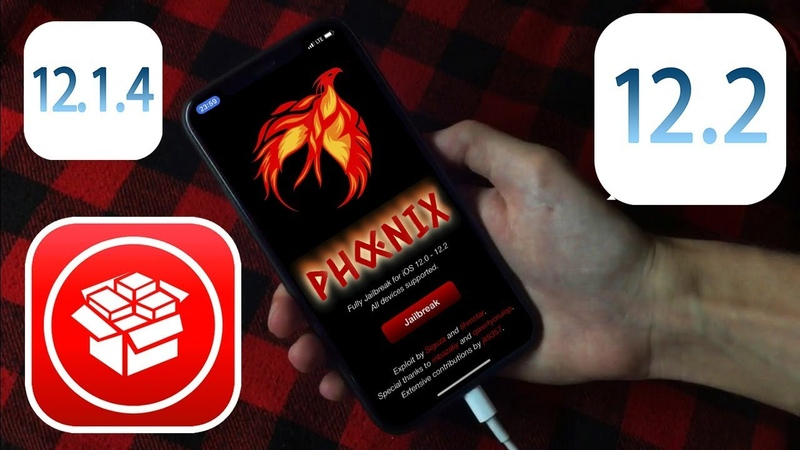 Phx JB for iOS 12 - 12.2 Updated! How to install Jailbreak iOS 12.1.4