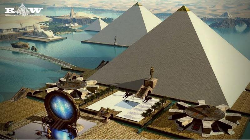 Connaît on vraiment la fonction des Pyramides