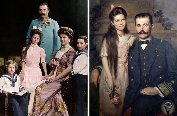 МЕЗАЛЬЯНСЫ КОРОЛЕЙ ТРИ БРАКА, ИЗМЕНИВШИЕ ИСТОРИЮ. ЭРЦГЕРЦОГ ФРАНЦ ФЕРДИНАНД И СОФИЯ ХОТЕК Иногда королям все-таки удавалось жениться по любви. И к чему это приводило Рассказываем об истории