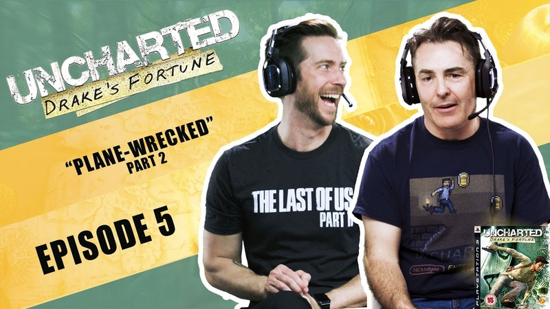Uncharted Drake's Fortune The Definitive Playthrough Part 5 ft Nolan North Troy Baker
