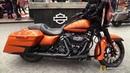 2019 Harley Davidson Street Glide Special - Walkaround - 2019 Quebec Motorcycle Show