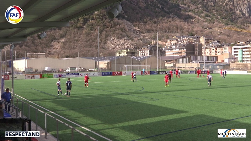 RESUM: Lliga Multisegur Assegurances, J19. VallBanc FC Santa Coloma - Unió Esportiva Engordany (1-1)