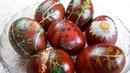 Как НЕОБЫКНОВЕННО КРАСИВО покрасить яйца на пасху? Чем можно покрасить яйца?