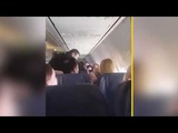 Drunk airplane passenger goes on racist tirade against foreigners