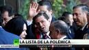 Lista de periodistas que recibieron dinero público de Peña Nieto genera polémica en México