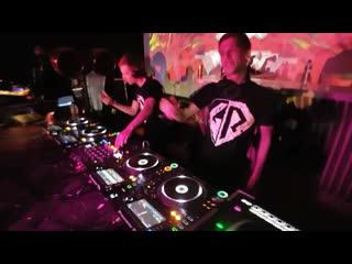Gancher & ruin live | eatbrain night xl | timisoara, romania