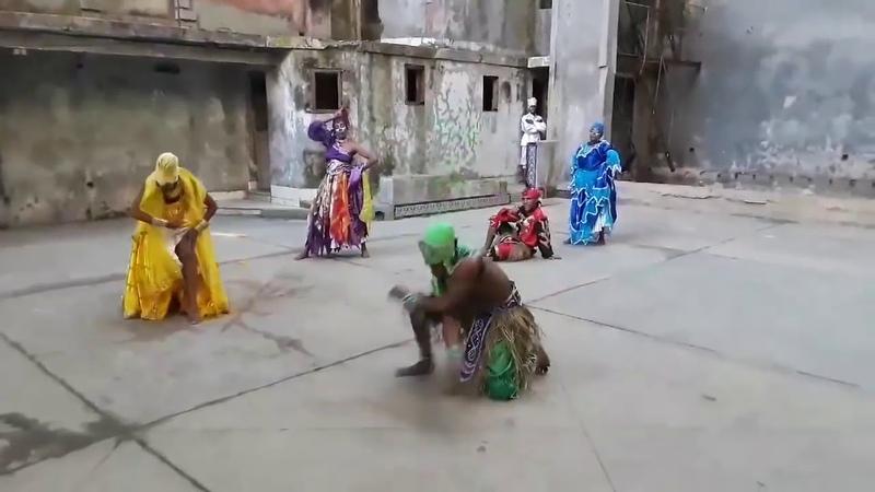 Orishas Religion Afrocubana-Bailes