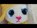 Crochet Quick and Easy Amigurumi Eyes DIY Video Tutorial