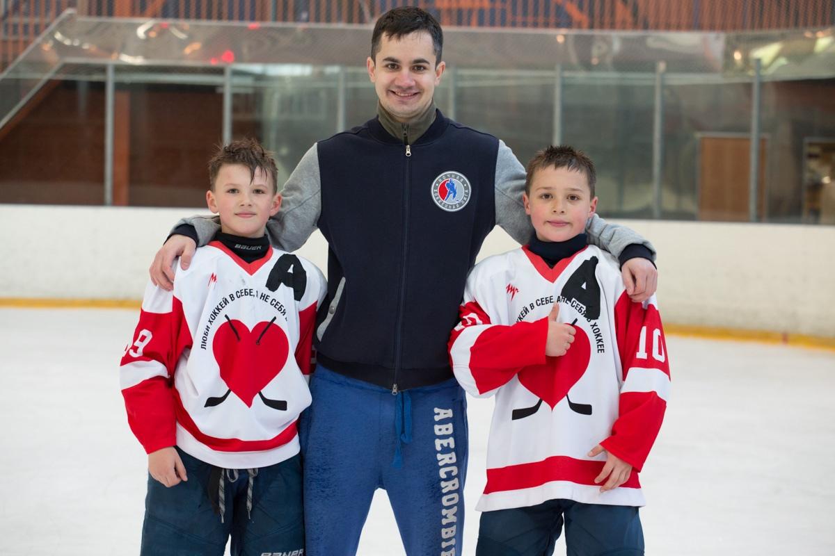 Пингвины (2009)- Хоккей в сердце (2009)