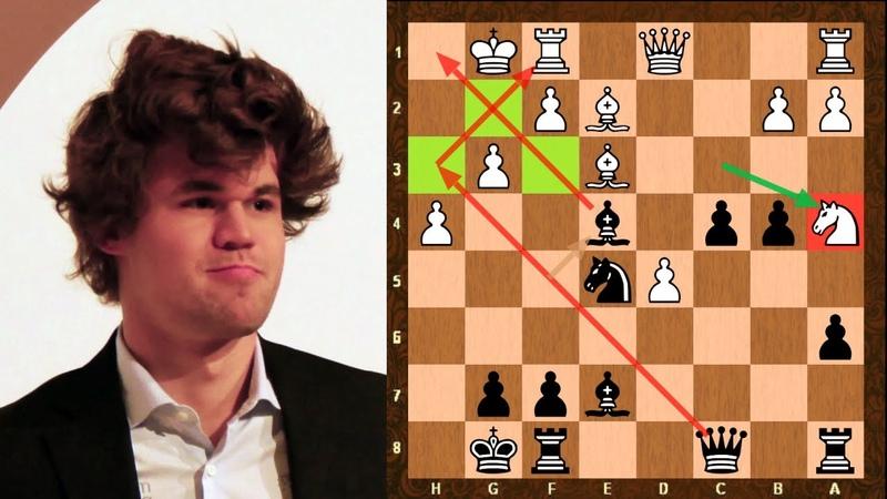Magnus Carlsen punishes materialism beautifully vs Karjakin to paralyse Alphazero Kasparov style