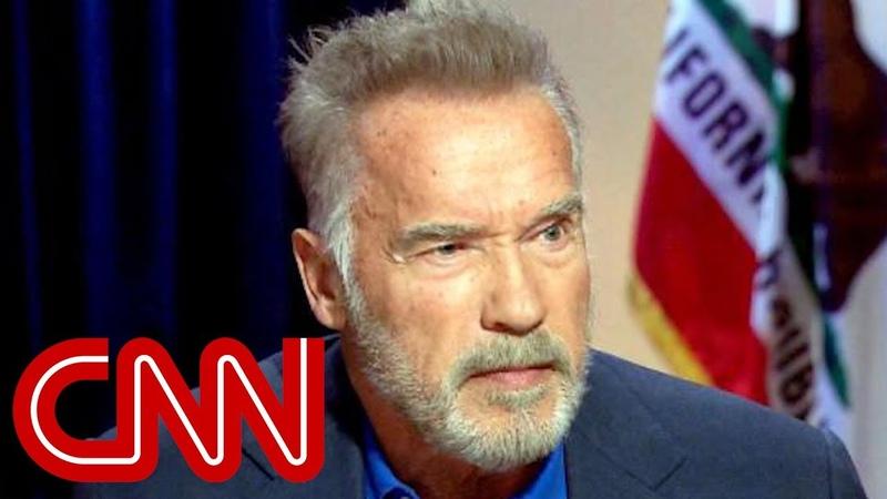 Arnold Schwarzenegger Politics sucks