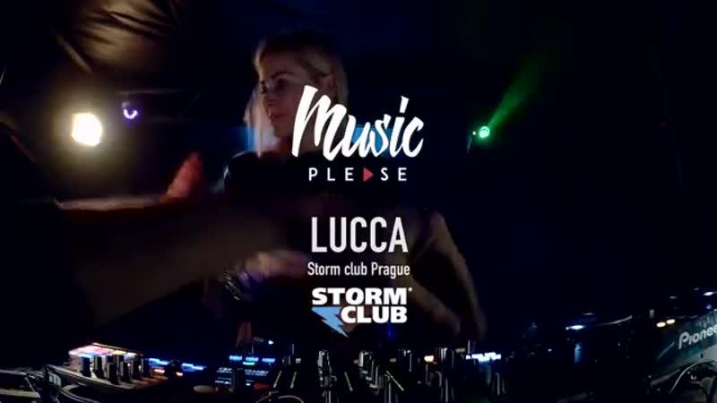 LUCCA Storm club Prague