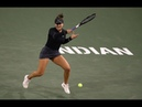 Bianca Andreescu | 2019 BNP Paribas Open Semifinals | Shot of the Day