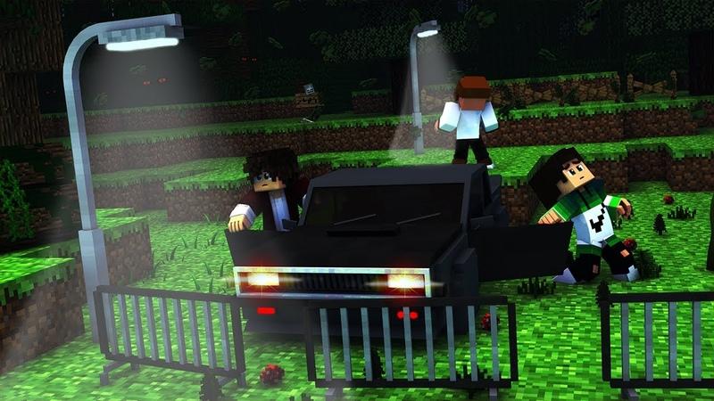 Minecraft сериал: ОБЪЕКТ №17 - 1 серия