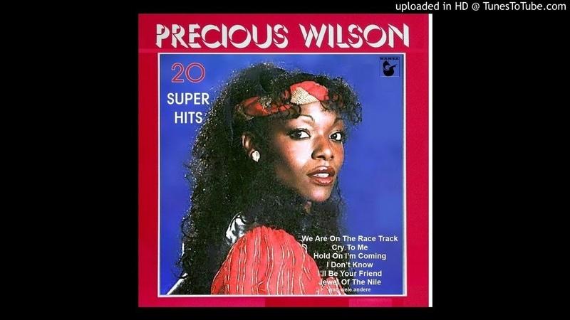 Precious Wilson: 20 Super Hits (Vol. 1) [1979-92]