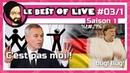 DE RUGY / LA DRAGUE DU PROGRES / MERKEL DANS LE MAL [EN LIVE ! 03 - Partie 1/4]