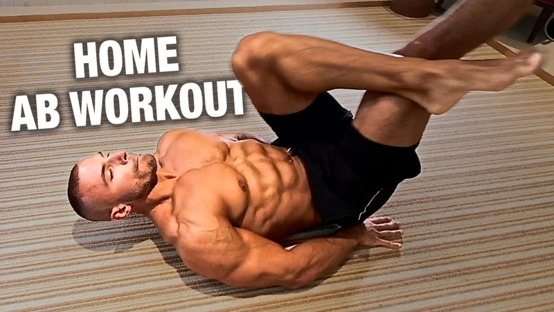 Intense At Home 15 Minute Ab Workout | 6 PACK ABS