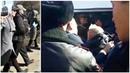 В Актобе вышли против переименования Астаны. Активистов задержали и увезли / БАСЕ