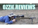 Sako TRG M10 308Win Rifle with shooting at 1000 yards